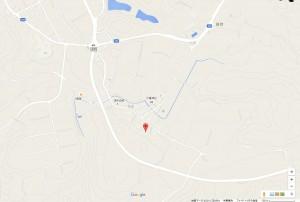 俵町の現場地図