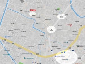 大聖寺地図